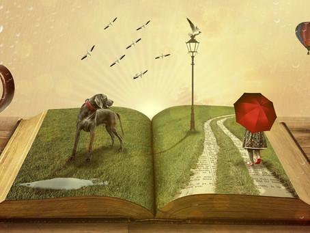 Crie um novo futuro com uma boa história.