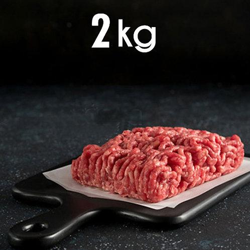 Colis Haché Black Angus BIO- 16 Steaks hachés - 16€/kg