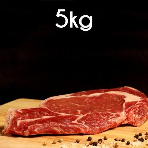 Colis Découverte Black Angus BIO- 5kg    18€/kg