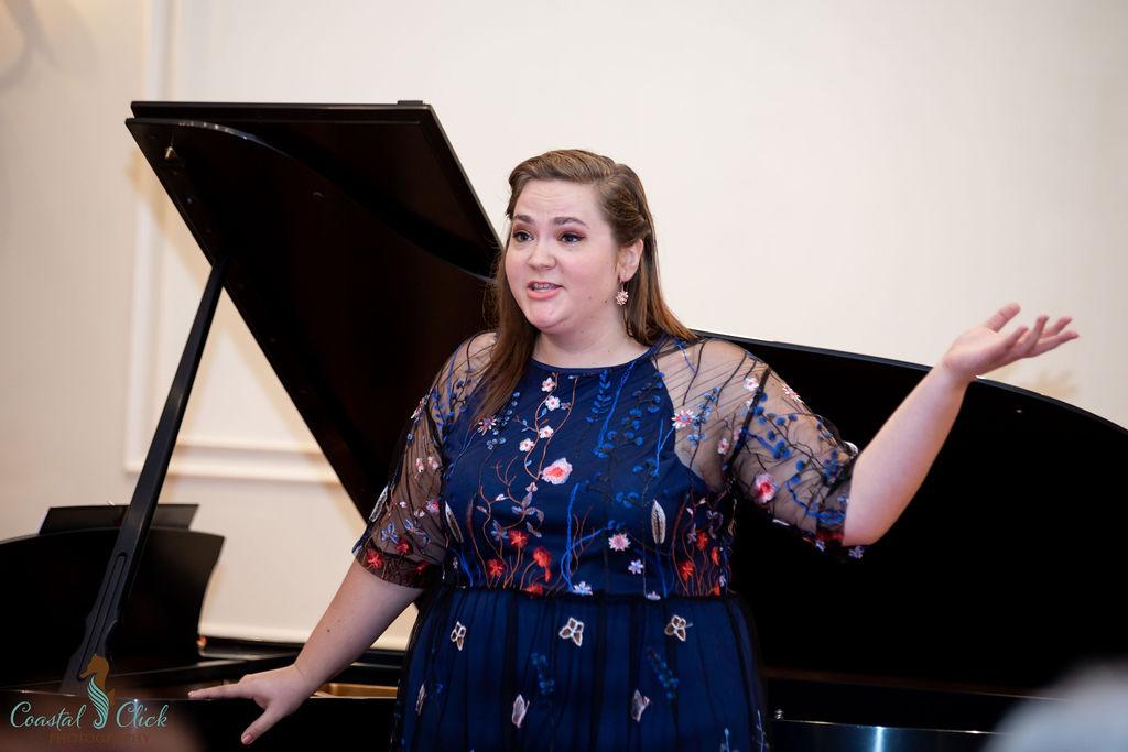 Palm Beach Opera Liederabend 2020