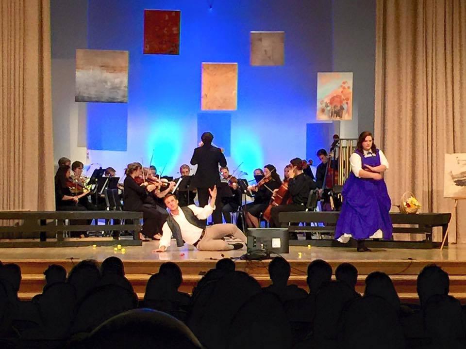 Mozart's Bastien und Bastienne