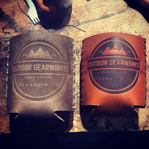 Who drinks BEER and needs a koozies to g