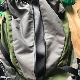 Outdoor Gearworks- replacing a zipper an