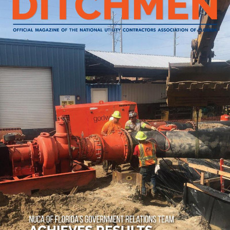 June 2019 issue of the Ditchmen