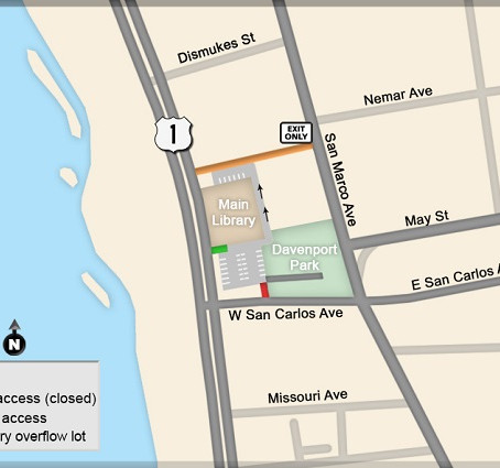 A1A/San Marco Project Updates