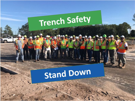 Safety stand down @ Highland Chase