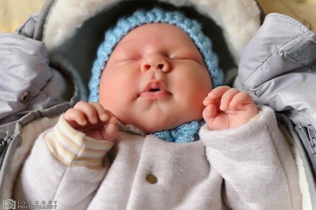 фотосессия и фотосъемка малышей и новорожденных