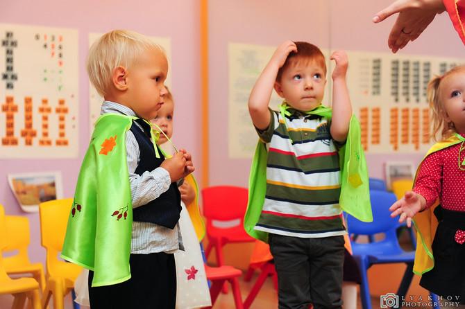 Свежие фото с детского праздника осени - Страна Гномов в Долгопрудном