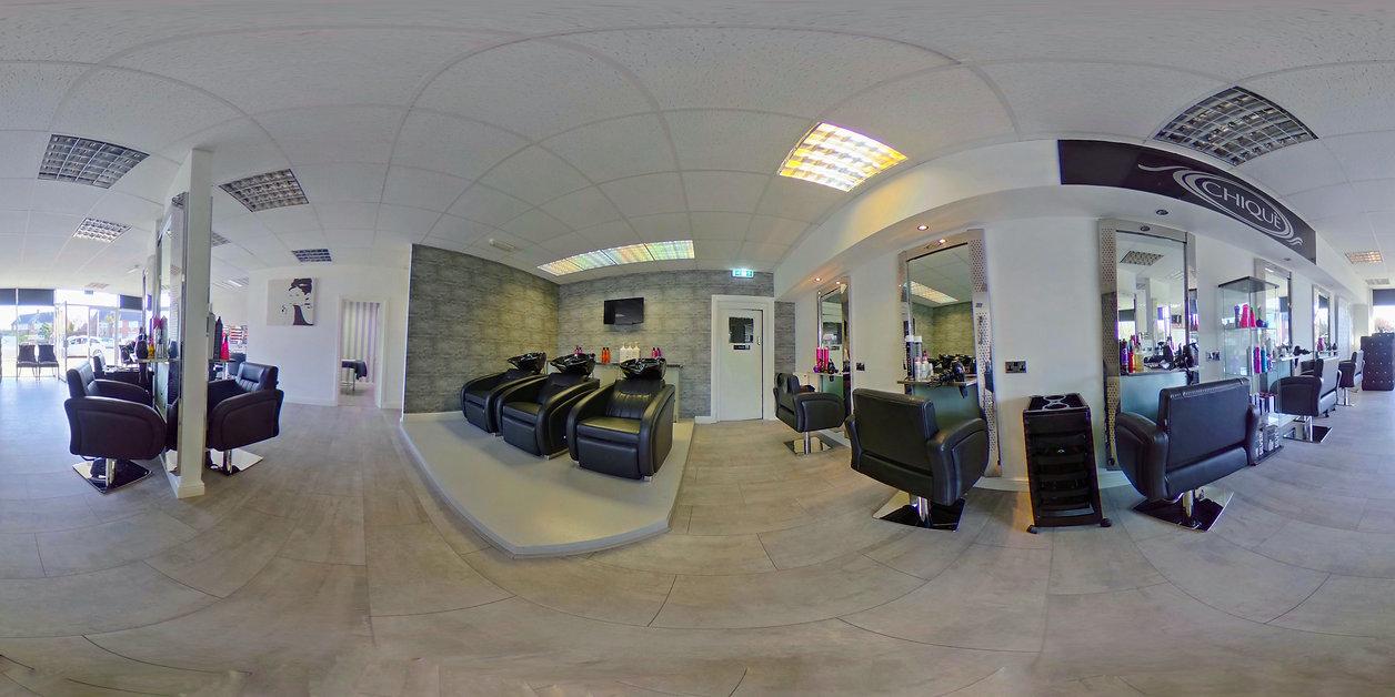 Flat 360 image