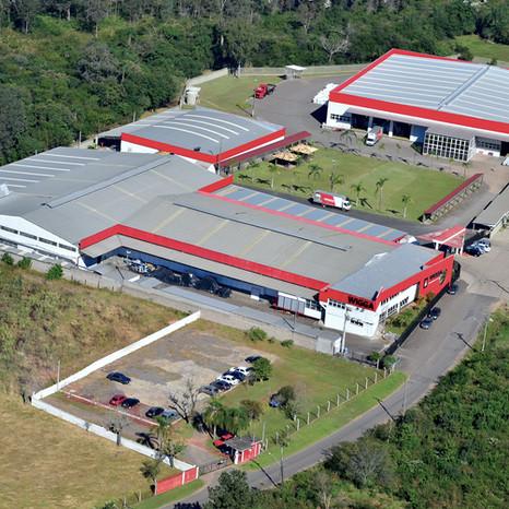 Uma fábrica moderna e sob medida