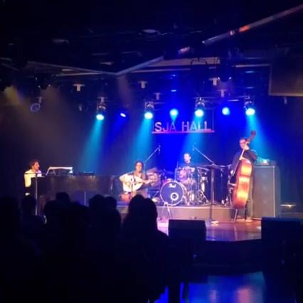 Ahaddaf Quartet (Morocco, Italy, France, US)