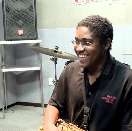 Ellis Hamilton(saxophone) Interview