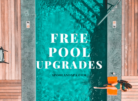 Free Pool Upgrades