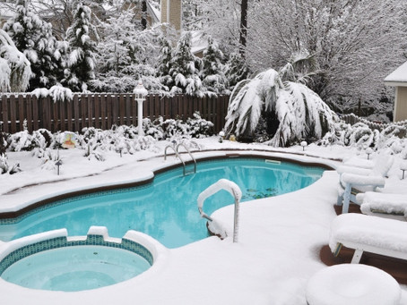 The best ways to heat a swimming pool in the winter months