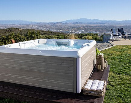 What's the BEST PLACE FOR A HOT TUB?