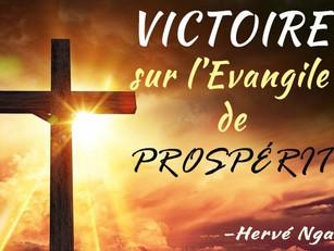 Conclusion: Au Delà Des Prières de Prospérité. Prier Pour la Croissance Spirituelle