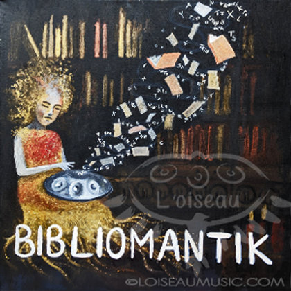 Bibliomantik CD (Hardcover)