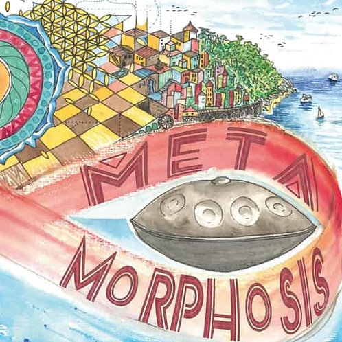 Metamorphosis CD (Hardcover)