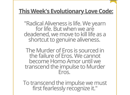 The Murder of Eros and Healing the Split Between Love and Power