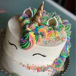 Pastel rainbow Unicorn