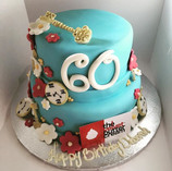 Birthday Timeless Cake
