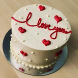 I.L.Y. valentine heart