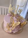 40th birthday butterfly