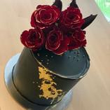 Black & Red valentine