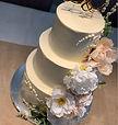 Spring floral wedding