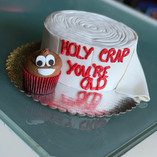 You're Old Cake