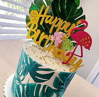Tropical Birthday