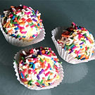 Confetti Cake Truffe
