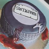 Sweet 16 mechanic's theme cake