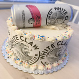 White claw edible wrap