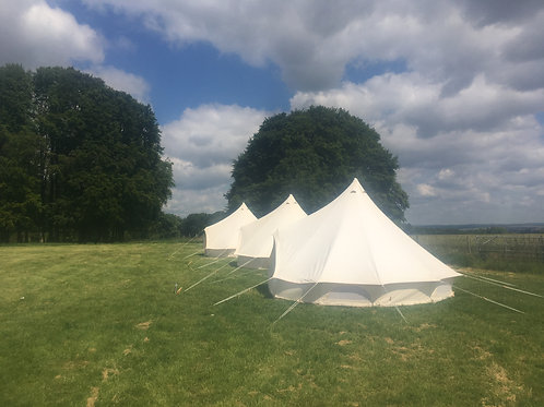 6 person standard Bell Tent TRF21