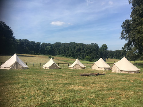 4 person standard Bell Tent TRF21