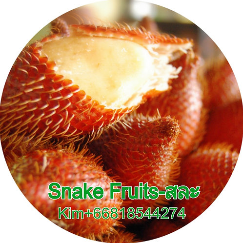 Snake fruits-สละ