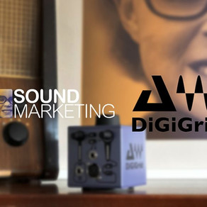 Sound Marketing Interfaces with DiGiGrid