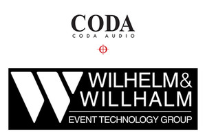 PR - Wilhelm & Willhalm appointed as CODA Audio Dealer for Southern Germany