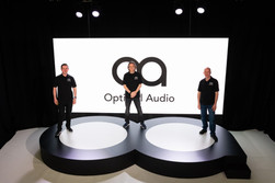PR - Focusrite Group To Launch New Commercial Audio Brand - Optimal Audio