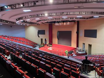 PR - CODA Audio supplies Grace Korean Church with N-RAY
