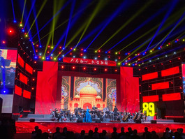 PR - Ganzhou Spectacular Makes Most Of CODA