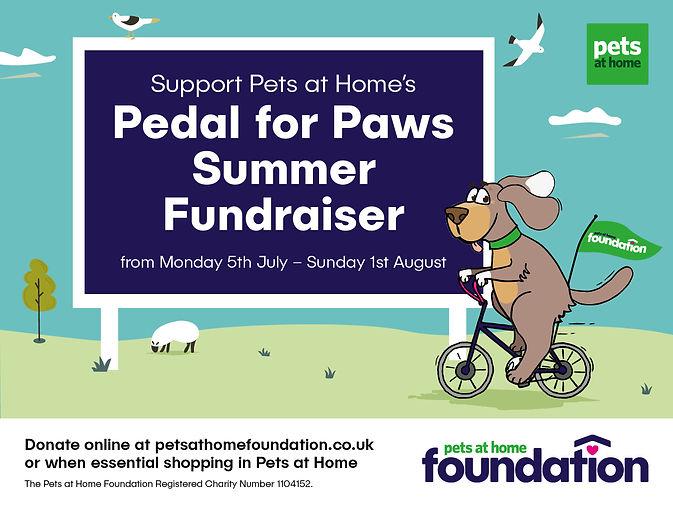 Summer Fundraiser 2021 Rescue Centre Fac
