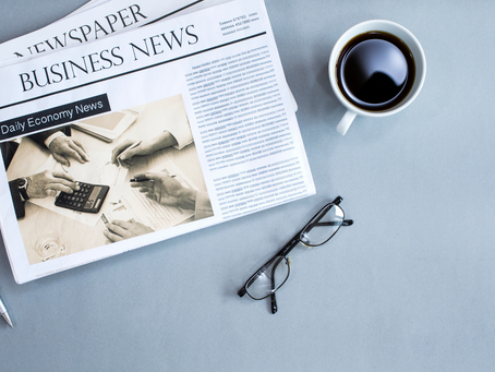 Quick ways to blog news (and brand your company) every day