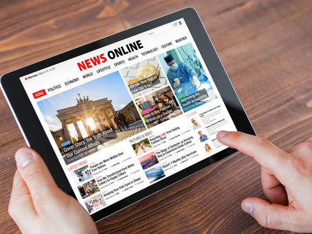 How to quickly 'string' relevant news for your industry