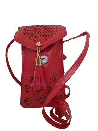 Stylish Pepper spray and mobile Purse
