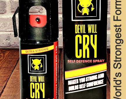 Which is more harmful for eyes red Mirchi spray or pepper spray?