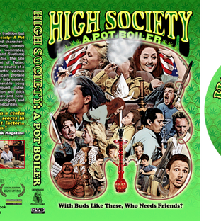 DVD Packaging for High Society