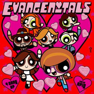EVANGENITALS EP