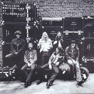 Allman Brothers - Live At the Fillmore